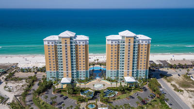 Panama City Beach Condo/Townhouse For Sale: 7505 Thomas Drive #1423
