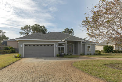Destin Single Family Home For Sale: 276 Baywinds Drive