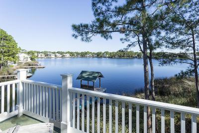 Santa Rosa Beach FL Single Family Home For Sale: $1,690,000