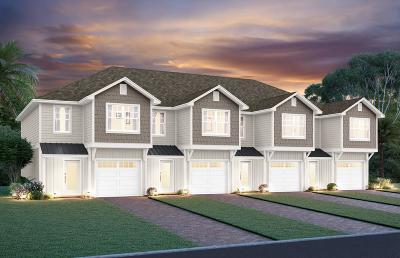 Fort Walton Beach Condo/Townhouse For Sale: 396 Schneider Drive #5
