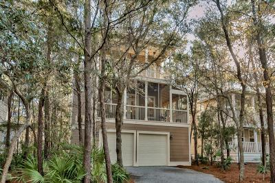 Santa Rosa Beach Single Family Home For Sale: 121 May Drive