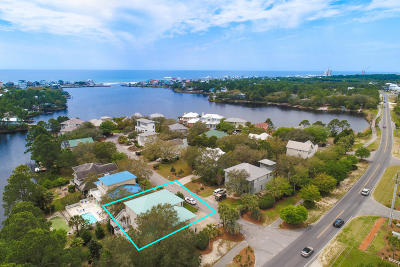 Santa Rosa Beach FL Single Family Home For Sale: $699,000