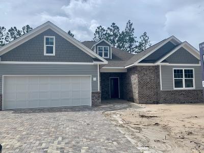 Santa Rosa Beach Single Family Home For Sale: Lot 3 Pine Lake Drive