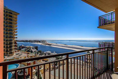 Destin Condo/Townhouse For Sale: 10 Harbor Boulevard #UNIT W52