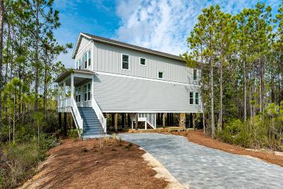 Santa Rosa Beach FL Single Family Home For Sale: $889,900