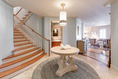 Rosemary Beach Condo/Townhouse For Sale: 82 S Barrett Square #UNIT 3D