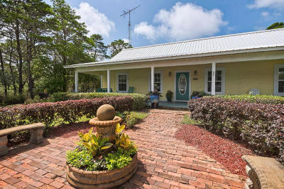 Santa Rosa Beach Single Family Home For Sale: 39 W Blue Coral Drive