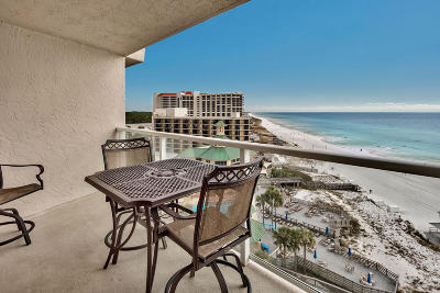 Miramar Beach Condo/Townhouse For Sale: 4306 Beachside Two #4306