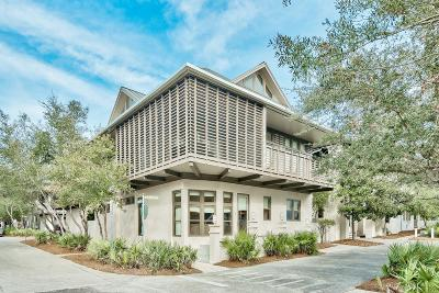 Rosemary Beach Single Family Home For Sale: 8 Saint Georges Lane