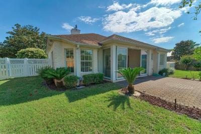 Panama City Beach Single Family Home For Sale: 122 Sun Lane