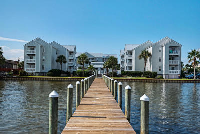 Fort Walton Beach Condo/Townhouse For Sale: 1330 Miracle Strip Parkway #UNIT 108