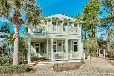 Santa Rosa Beach Single Family Home For Sale: 71 Tresca Lake Ct