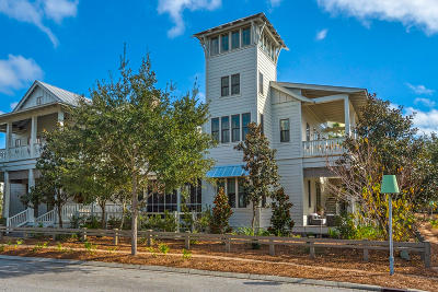 Santa Rosa Beach Single Family Home For Sale: 128 Wiregrass Way