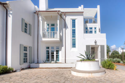 Alys Beach Single Family Home For Sale: 11 Moongate Court