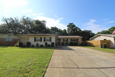 Fort Walton Beach Single Family Home For Sale: 340 NW Barbara Drive
