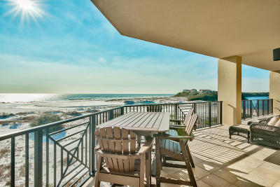 Santa Rosa Beach Condo/Townhouse For Sale: 1363 W County Hwy 30a #UNIT 212