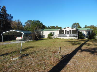 Ponce De Leon Single Family Home For Sale: 1069 Co Hwy 181-C