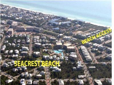Inlet Beach Residential Lots & Land For Sale: Lot 6 Beach Bike Way
