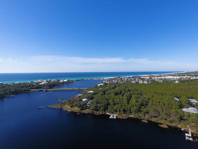 Inlet Beach Residential Lots & Land For Sale: Lot 1 Chance Lane
