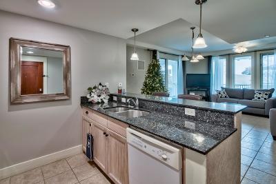 Miramar Beach Condo/Townhouse For Sale: 9200 Baytowne Wharf Boulevard #UNIT 437