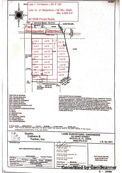 Niceville Residential Lots & Land For Sale: Kelly Mill