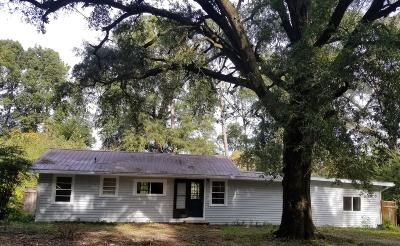 Defuniak Springs Single Family Home For Sale: 355 Andrews Avenue