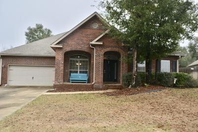 Crestview Single Family Home For Sale: 628 Red Fern Road