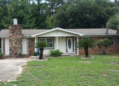 Mary Esther Single Family Home For Sale: 110 Green Drive