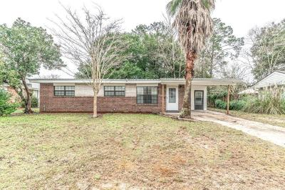 Milton Single Family Home For Sale: 5552 Oriole Street