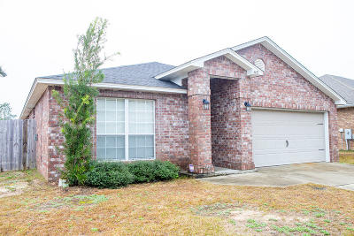 Crestview Single Family Home For Sale: 4633 Hermosa Road
