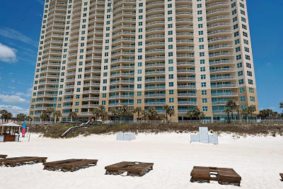 Panama City Beach Condo/Townhouse For Sale: 15625 Front Beach Road #UNIT 110