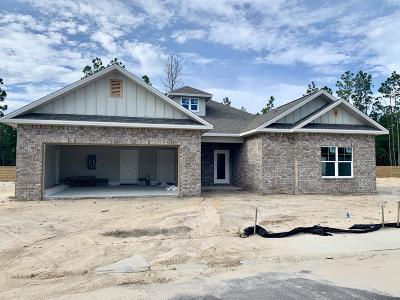 Walton County Single Family Home For Sale: Lot 7 Pine Lake Drive
