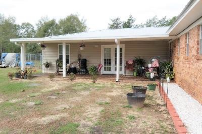Defuniak Springs Single Family Home For Sale: 190 Sidney Avenue