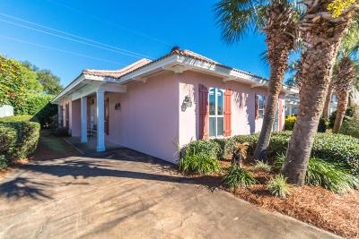 Miramar Beach Single Family Home For Sale: 28 Aquamarine Cove