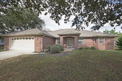 Navarre Single Family Home For Sale: 7416 Frankfort Street