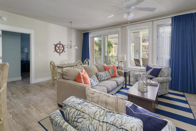 Miramar Beach Condo/Townhouse For Sale: 9200 Baytowne Wharf Boulevard #236/238