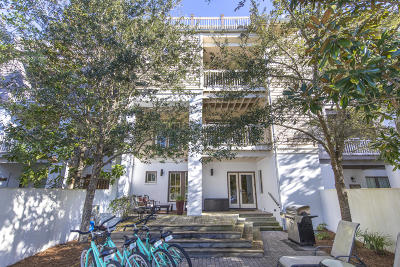 Rosemary Beach Condo/Townhouse For Sale: 17 Johnstown Lane