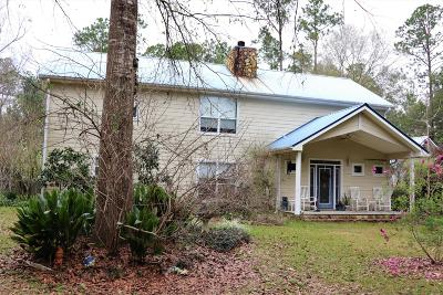 Defuniak Springs Single Family Home For Sale: 62 Myers Road