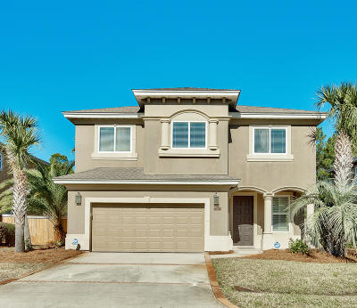 Miramar Beach Single Family Home For Sale: 136 Dominica Court