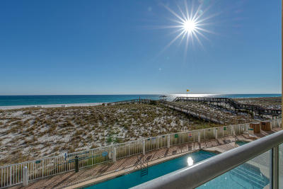 Navarre Condo/Townhouse For Sale: 8477 Gulf Boulevard #APT 101