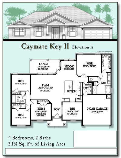 Navarre Single Family Home For Sale: Freedom Court