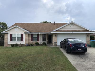 Crestview Single Family Home For Sale: 211 Secretariat Drive
