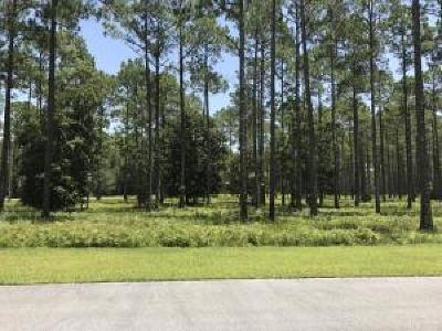 Bay County Residential Lots & Land For Sale: 7534 Morning Marsh Trail