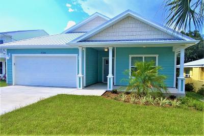 Panama City Beach Single Family Home For Sale: 21526 Dolphin Avenue