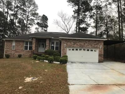 Crestview Single Family Home For Sale: 208 Golf Course Drive