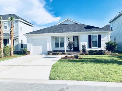 Santa Rosa Beach Single Family Home For Sale: 149 N Zander Way