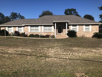 Crestview Single Family Home For Sale: 6001 Aubrey Lee Lane