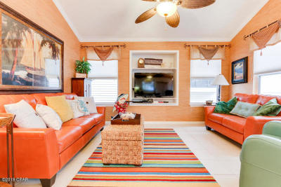 Panama City Beach Single Family Home For Sale: 16 Dolphin Lane