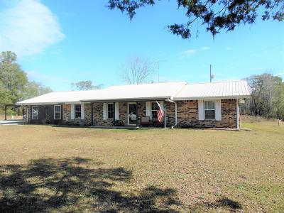Holmes County Single Family Home For Sale: 2567 Hwy 183-A