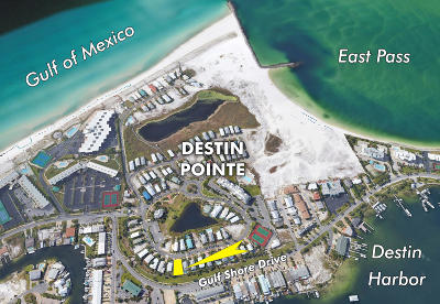 Destin Residential Lots & Land For Sale: 3599 Waverly Circle